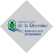Logo Commission scolaire de la Riveraine